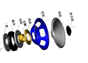 电声喇叭的工作原理