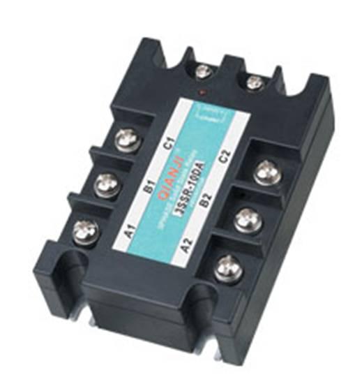 固态继电器是具有隔离功能的无触点电子开关